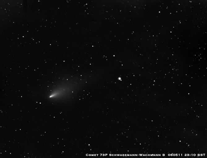 Comet 73P-B